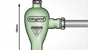 The Oxypod energy saving technology