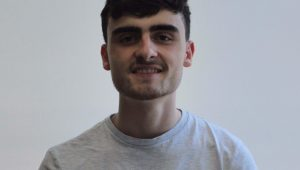Oliver Gibbons, In2ScienceUK student placement