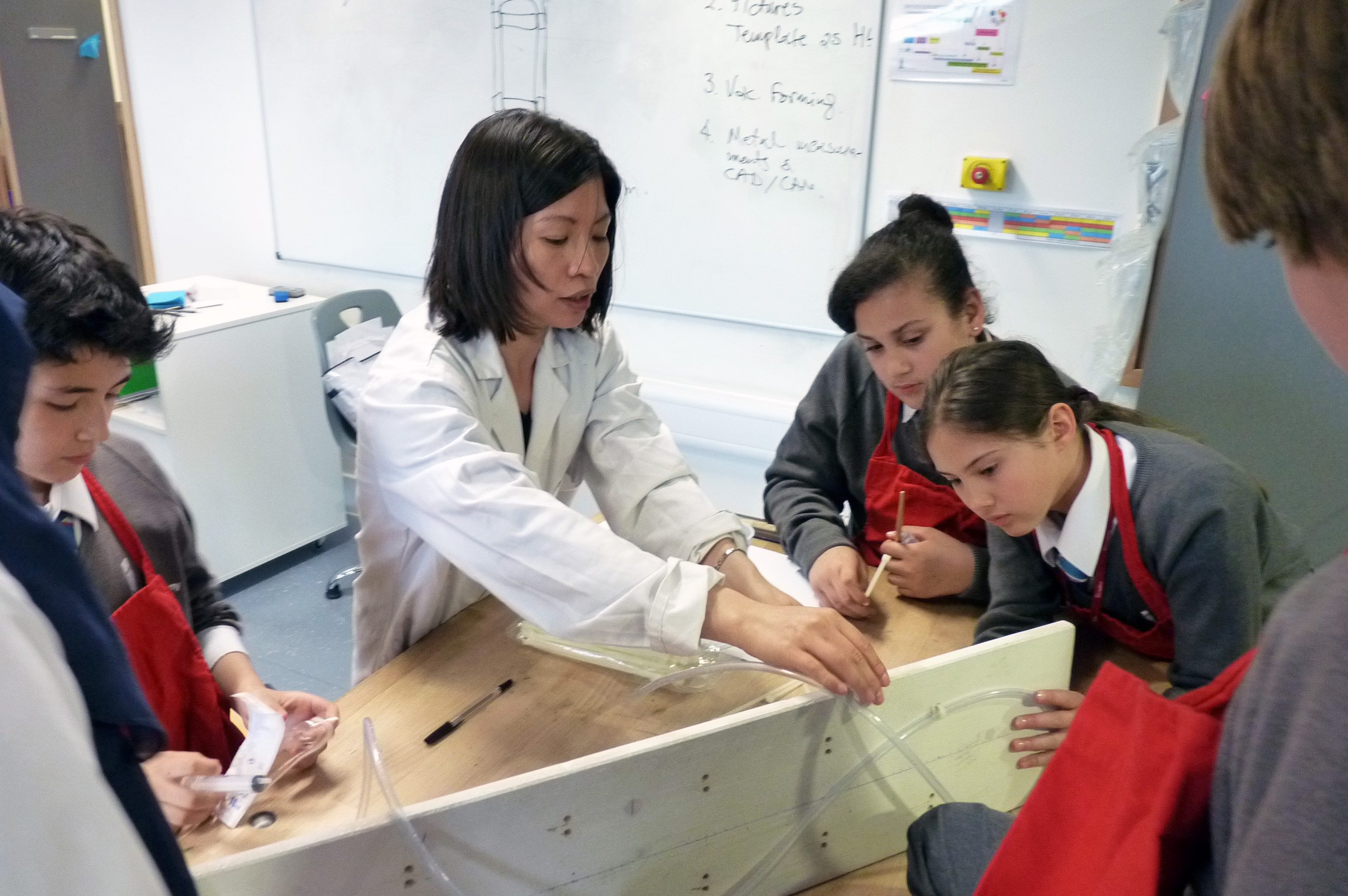 144 Year 7 students at UCL Academy have been learning about the  waste-energy-food cycle as part of a six-week environmental engineering  educational ...