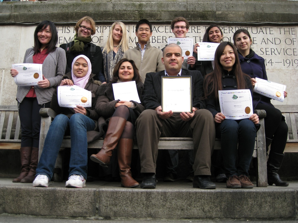 The UCL iGEM 2011 team