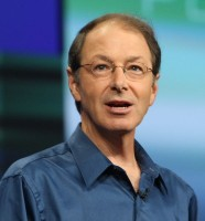 Rick Rashid, Chief Research Officer for Microsoft