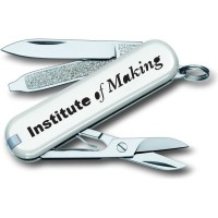 UCL Institute of Making Penknife