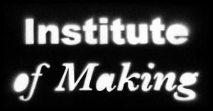 Institute of Making Logo