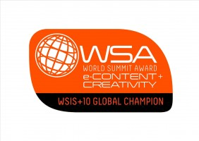 World Summit Awards e-content + creativity global chamption