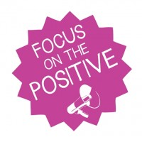 Focus on the Positive logo