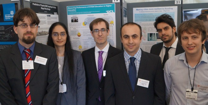 UCL Engineering early career researchers present at SET for Britain