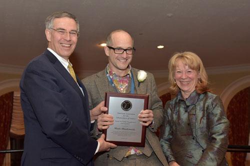 Mark Miodownik AAAS Award