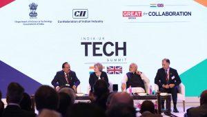 India- Uk Tech Summit